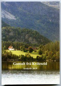 """Lansering av """"Gamalt frå Kviteseid"""" @ Misjonshuset i Kviteseid"""