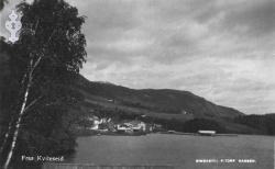 Postk Kviteseidbyen - KvH 02-027 b