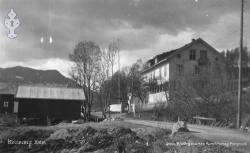 Postk Kviteseidbyen -  KvH 02-038 b