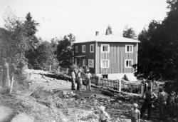Flaum 1953 Haukomgrend nr 26 - #KvH 02-113 b