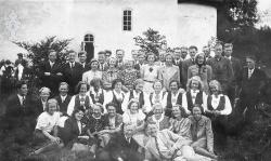 Kviteseid og Vrådal songlag 1940 - #KvH 03-040 b