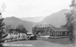 Utsund Folkehøgskulen 1919 Liestøl - #KvH 098 b