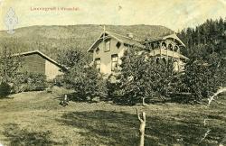 Lønnegraff i Vraadal Postkort - #KvH 04-161 b