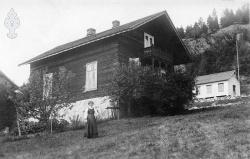 Bertold-bygningen i Brunkeberg - #KvH 04-172 b