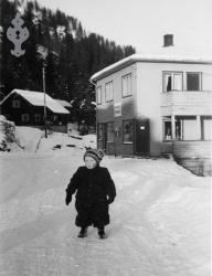 Brunkeberg omlag 1950 - #KvH 09-101 b