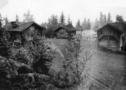 Århus i Vrådal før 1940 - #KvH 04-177 b