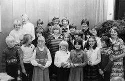 Tiuren 4H Haustfest 1982 - #KvH 03-077 b