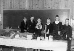 Tiuren 4H Haustfest 1964 gutane - #KvH 03-079 b