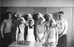 Tiuren 4H Husstellringen 1967 - #KvH 03-080 b