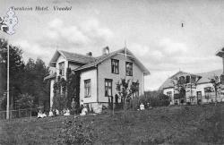 Furuheim hotell Vraadal - #KvH 04-049 b