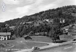 Brunkeberg omlag 1950 - #KvH 04-054 b