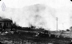 Etter brannen i 1911 - #KvH 02-077 b