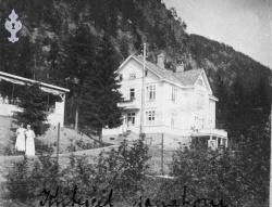 Kviteseid Sanatorim m kurhall - #KvH 04-063 b