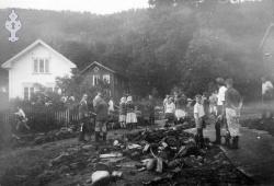 Flaum 1953 nr 21 Kviteseidbyen - #KvH 02-100 b
