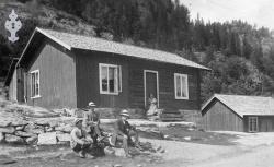Fjellheimstoga i Brunkeberg - #KvH 04-070 b