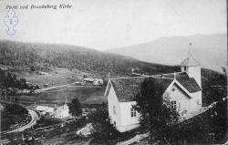 Brunkeberg kyrkje - #KvH 04-071 b