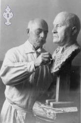 Bilethoggar Gunnar Karenius Utsond i arbeid II - #KvH 07-027  b
