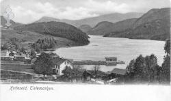 Postk Kviteseidbyen -  KvH 02-007 b