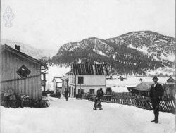 Postk Kviteseidbyen 1910 - KvH 02-011 b
