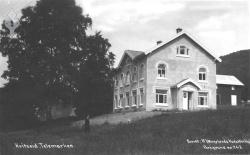 Postk Kviteseidbyen 23121912 -  KvH 02-012 b