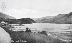Postk Kviteseidbyen - KvH 02-013 b