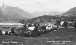 Postk Kviteseidbyen - KvH 02-015 b
